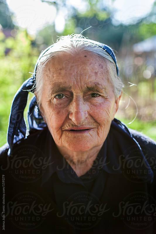 Grandma by Jelena Jojic Tomic for Stocksy United