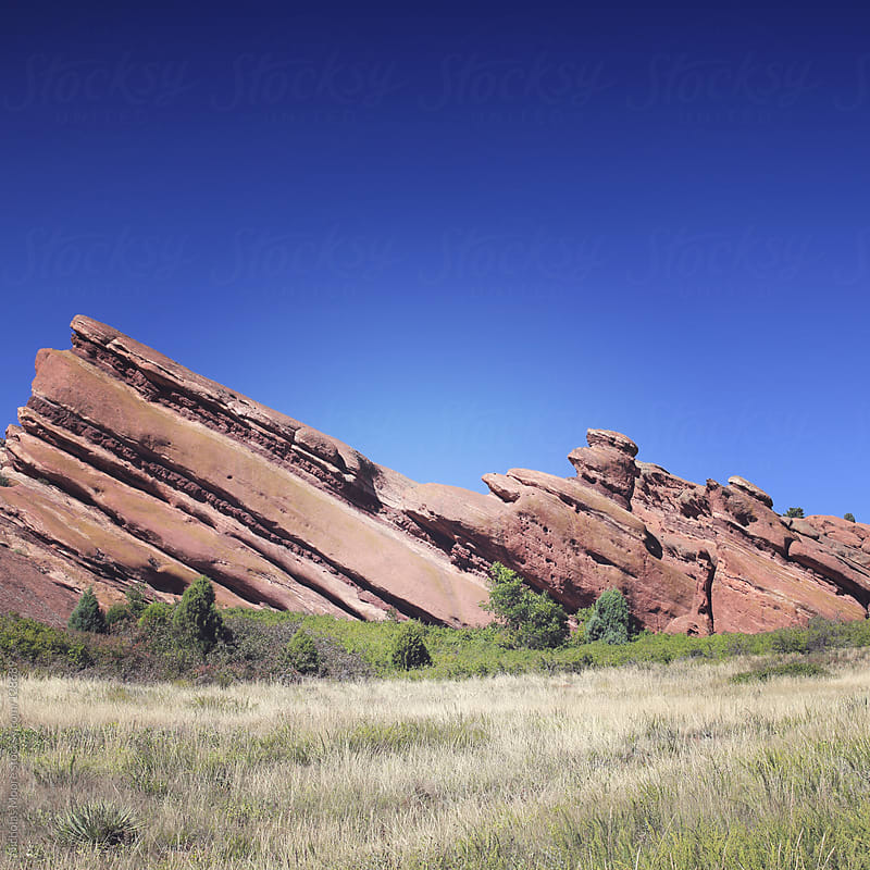 Red Rock Park by Nicholas Moore for Stocksy United