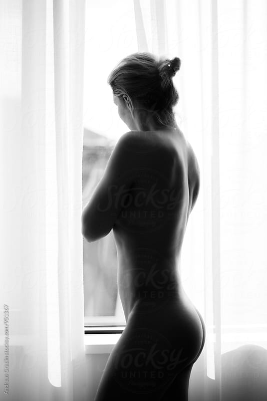 morning nude by Andreas Gradin for Stocksy United