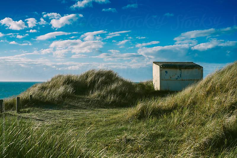 My hut by Nicolas Cazard for Stocksy United