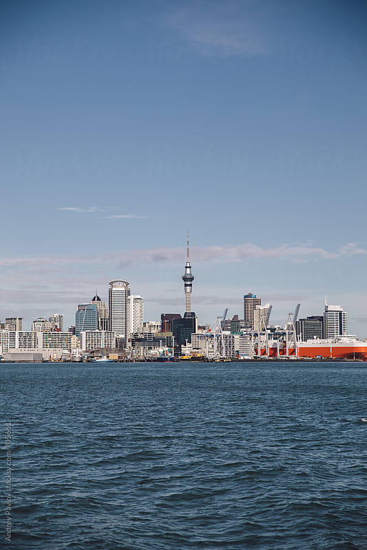 Auckland by Andrey Pavlov for Stocksy United