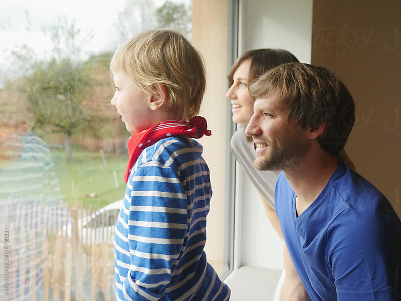 child window parents by rolfo for Stocksy United