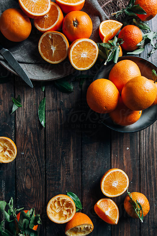 Oranges by Nataša Mandić for Stocksy United