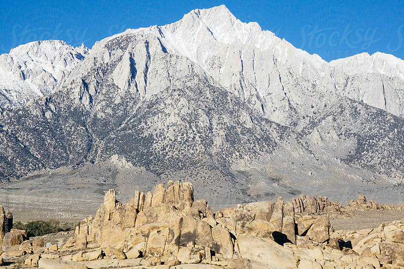 Alabama Hills, CA by Shannon Aston for Stocksy United