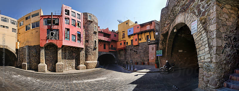 Guanajuato Unesco world heritage city, Mexico by Per Swantesson for Stocksy United