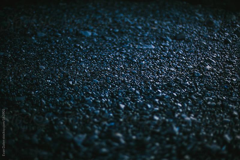 Blue Rocks by Evan Dalen for Stocksy United