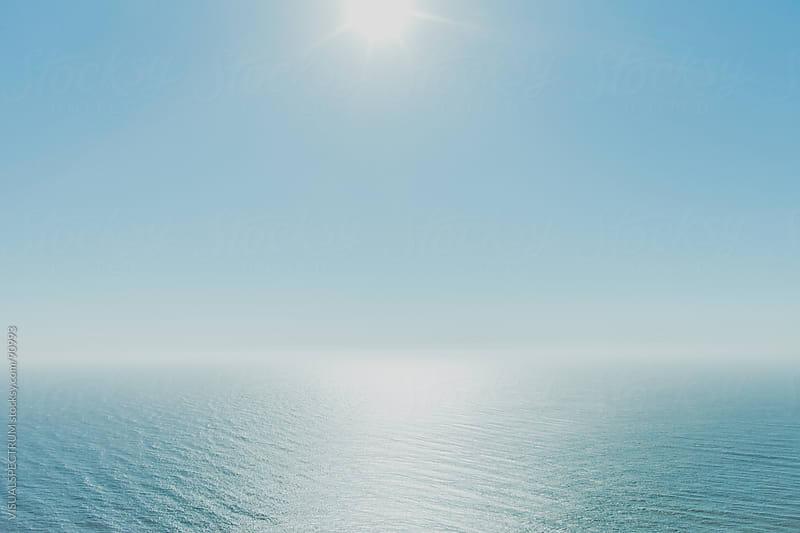 Sun, Sky & Ocean by VISUALSPECTRUM for Stocksy United