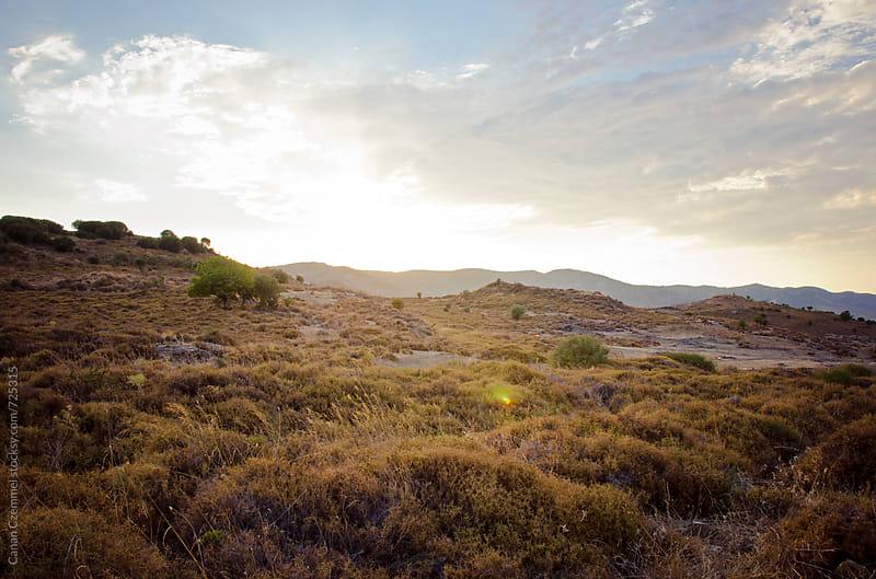 highlands in western turkey by Canan Czemmel for Stocksy United