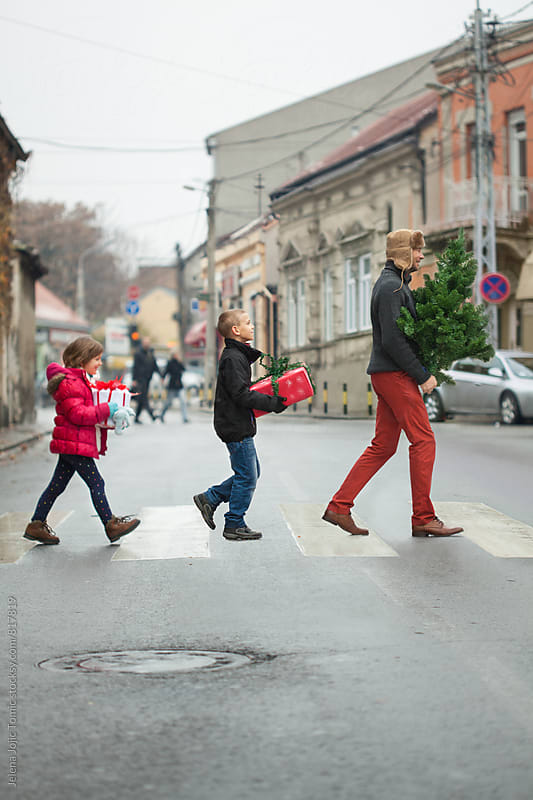 Ready for Christmas by Jelena Jojic Tomic for Stocksy United