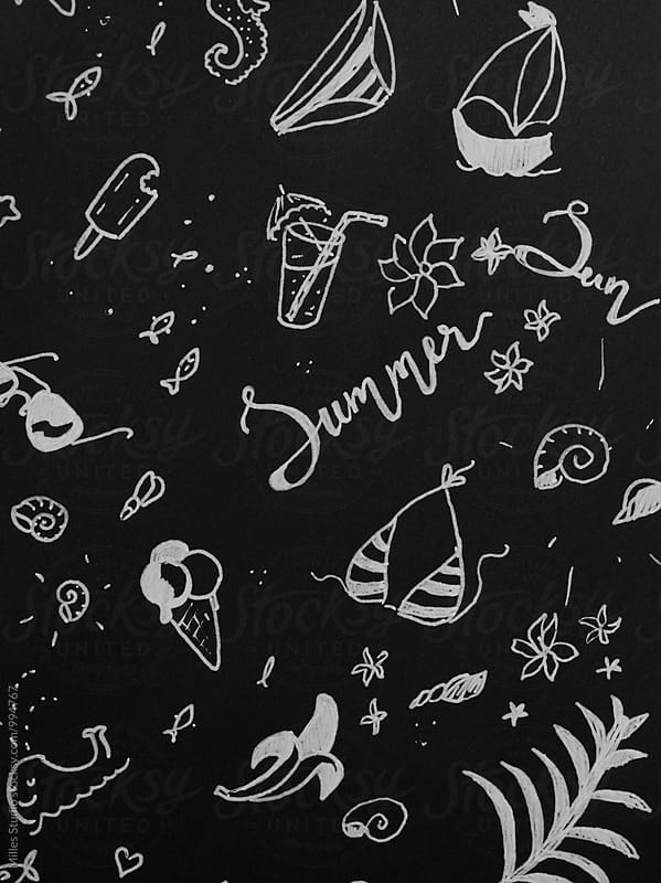Summer Background by Milles Studio for Stocksy United