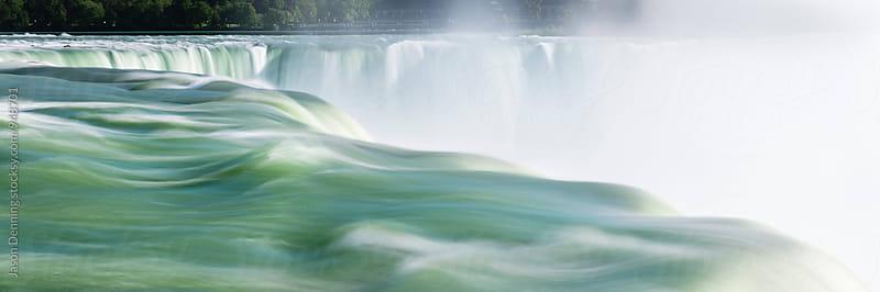 Niagara Falls by Jason Denning for Stocksy United