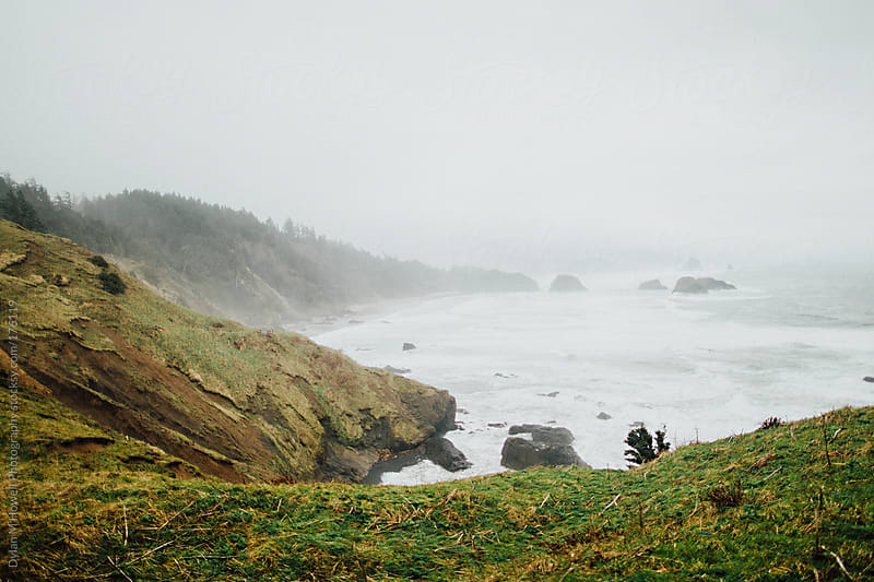 the oregon coast by Dylan M Howell Photography for Stocksy United