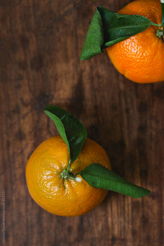 Clementines by Kristin Duvall for Stocksy United