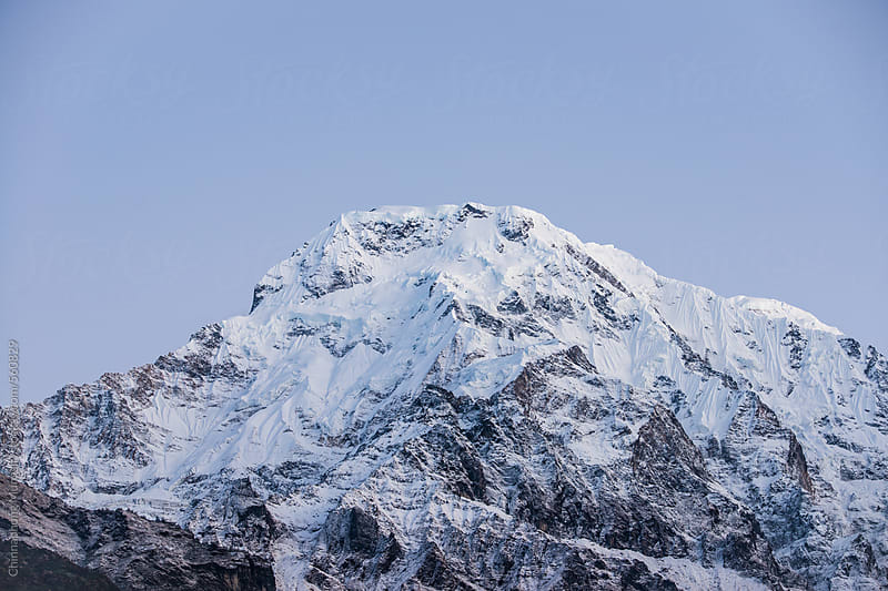 Annapurna Mt. in Nepal by Chinnaphong Mungsiri for Stocksy United