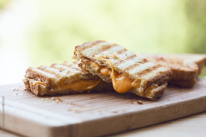 Toasted Sandwich by Ani Dimi for Stocksy United