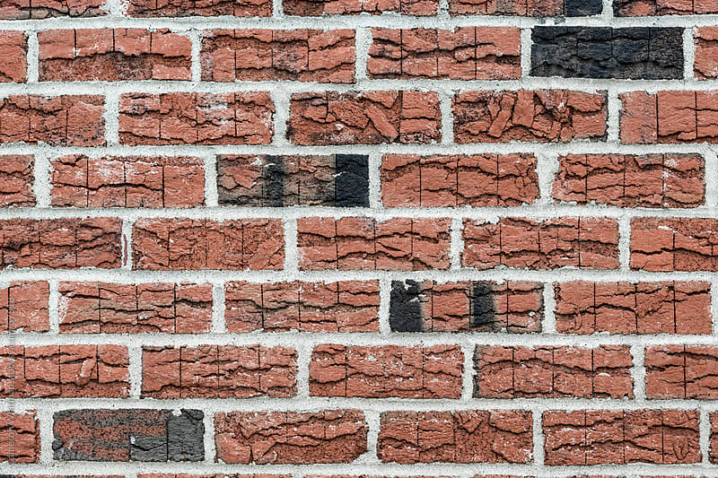 Brick Wall Background by Cameron Whitman for Stocksy United