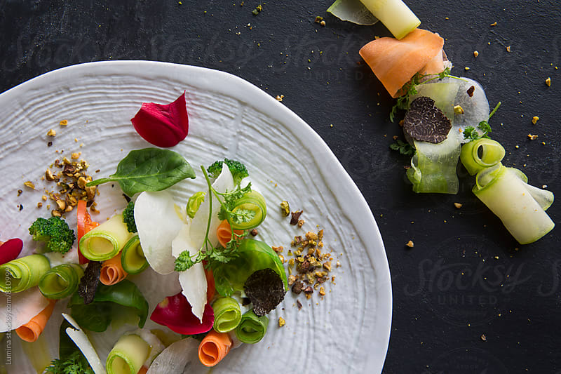 Vegetable Salad by Lumina for Stocksy United