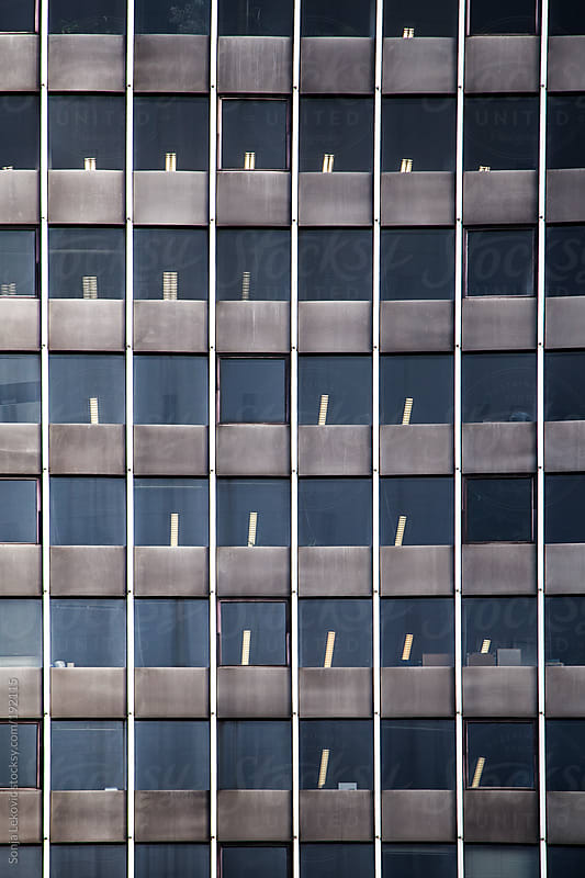 office building windows background by Sonja Lekovic for Stocksy United