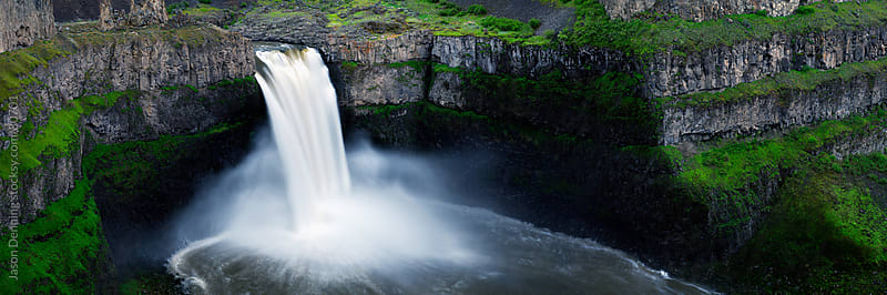 Palouse Falls by Jason Denning for Stocksy United