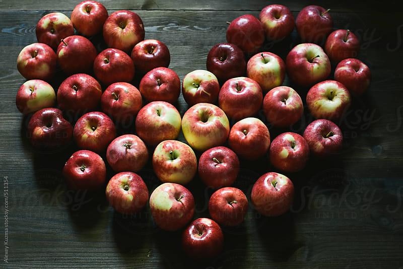 apple love. by Alexey Kuzma for Stocksy United