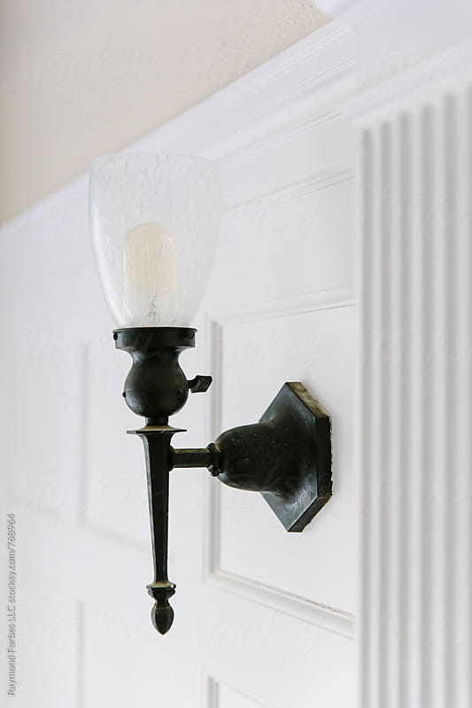 Wall Sconce by Raymond Forbes LLC for Stocksy United