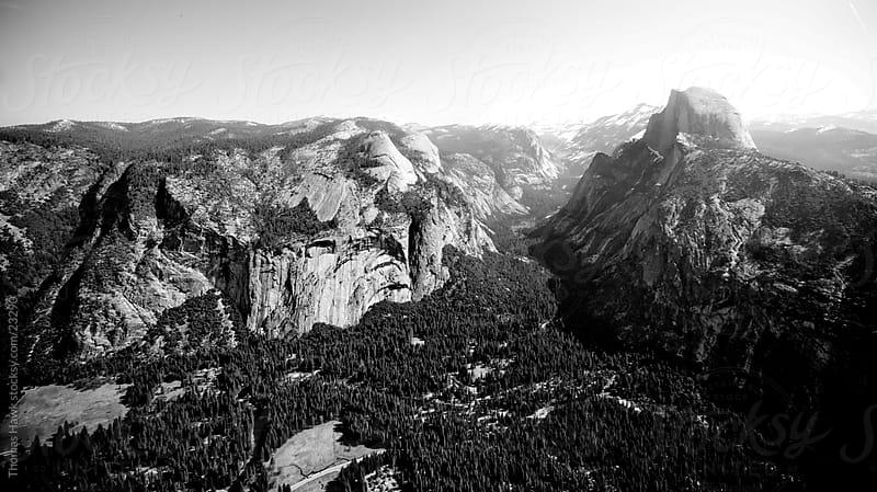 Yosemite Landscape by Thomas Hawk for Stocksy United