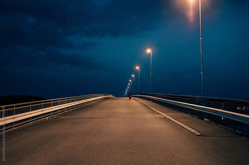 The bridge by Daniel Wirgård for Stocksy United
