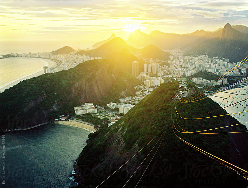 Rio de Janeiro by Felipe Neves for Stocksy United