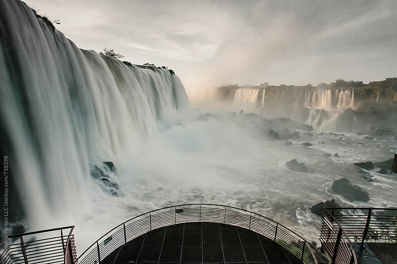 Iguazu Falls, Brazil by Raymond Forbes LLC for Stocksy United