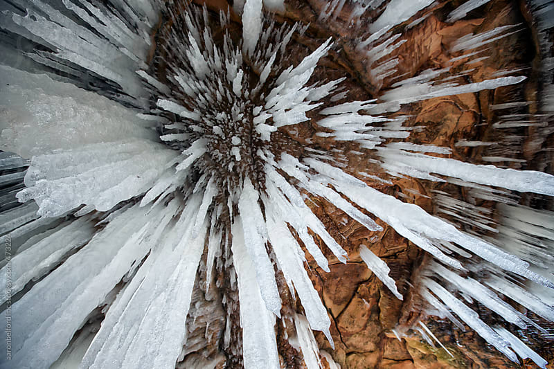 Ice Caves by aaronbelford inc for Stocksy United