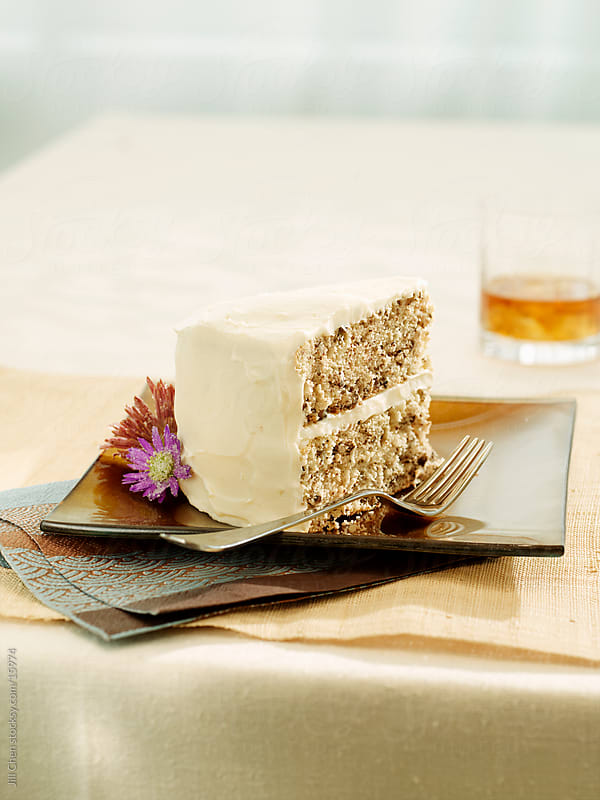 Slice of Cake by Jill Chen for Stocksy United