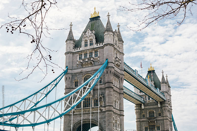 Tower Bridge by michela ravasio for Stocksy United