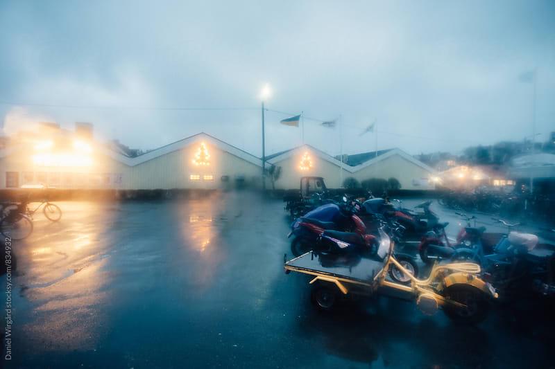 In the storm by Daniel Wirgård for Stocksy United