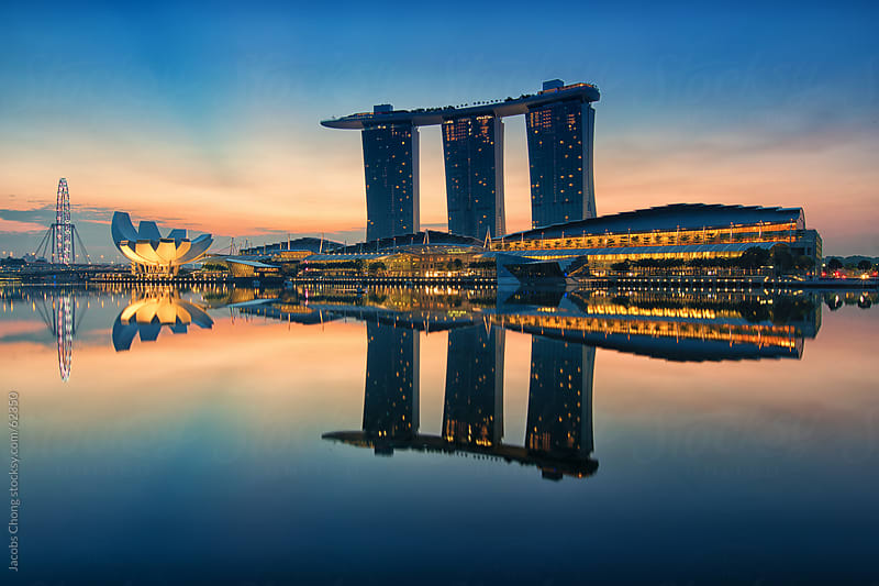 Marina Bay Sand by Jacobs Chong for Stocksy United