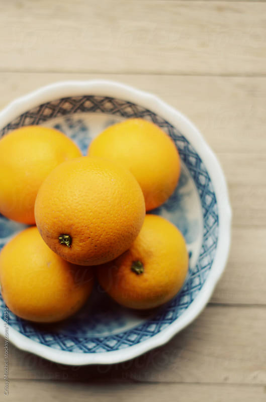 Oranges by Crissy Mitchell for Stocksy United