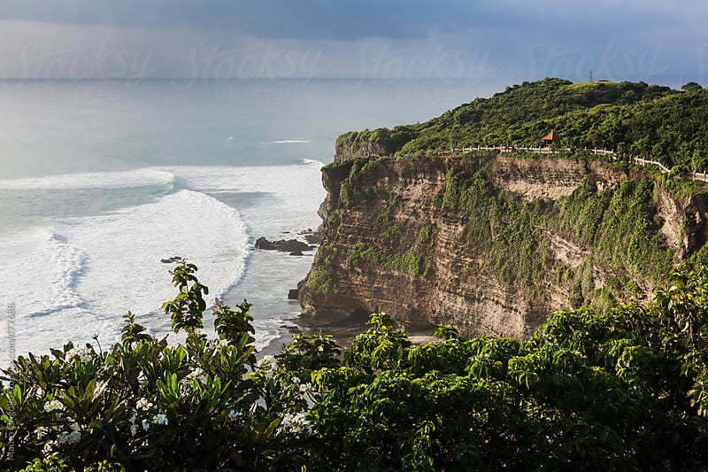 Amazing landscape in Indonesia by Mauro Grigollo for Stocksy United