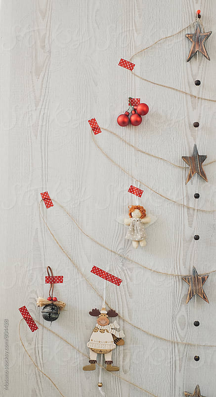 Alternative Christmas Tree by Mosuno for Stocksy United