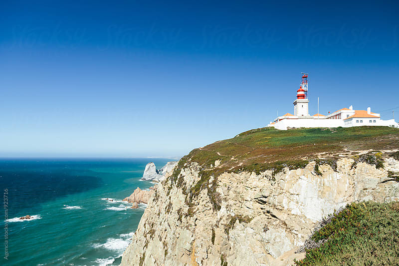 Cabo da Roca by Agencia for Stocksy United