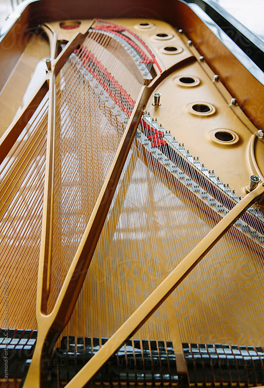 Grand Piano by Raymond Forbes LLC for Stocksy United