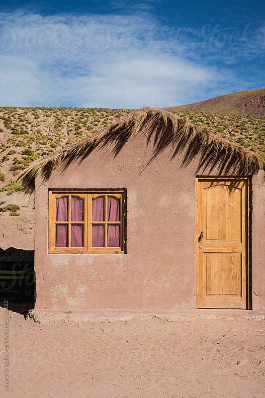 Small village around San Pedro de Atacama, north Chile. by Mauro Grigollo for Stocksy United