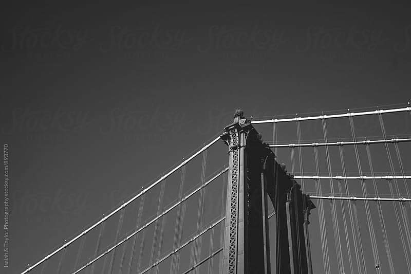 Anatomy of a Bridge by Isaiah & Taylor Photography for Stocksy United