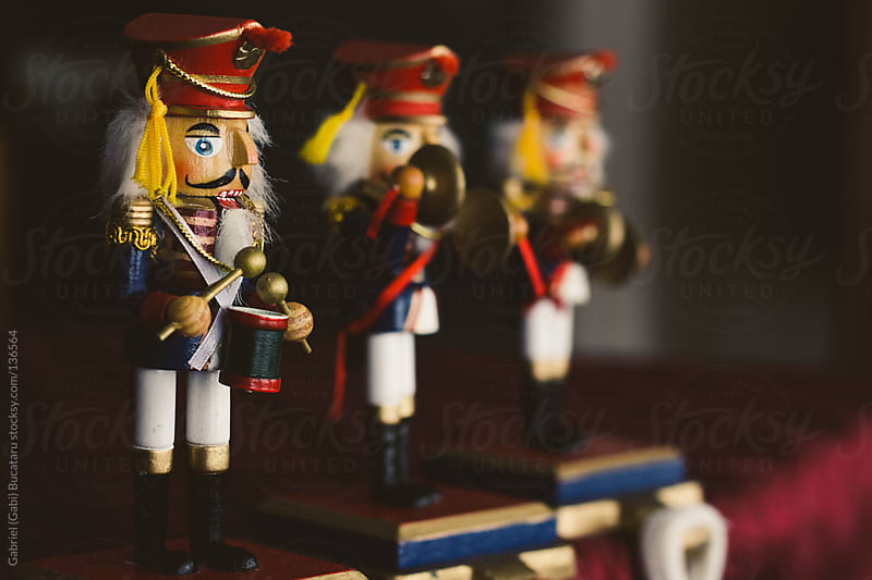 Nut Cracker Soldier by Gabriel (Gabi) Bucataru for Stocksy United