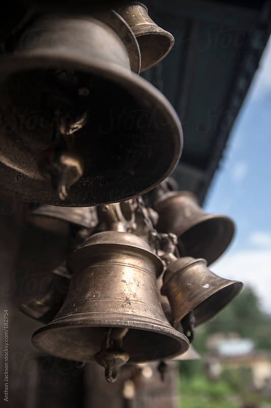 Temple Bells by Anthon Jackson for Stocksy United