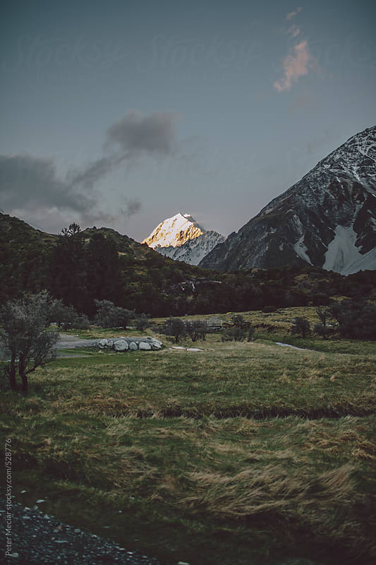 New Zealand travel by Peter Meciar for Stocksy United