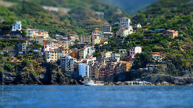 Riomaggiore, Cinque Terre, Italy by Gary Radler Photography for Stocksy United