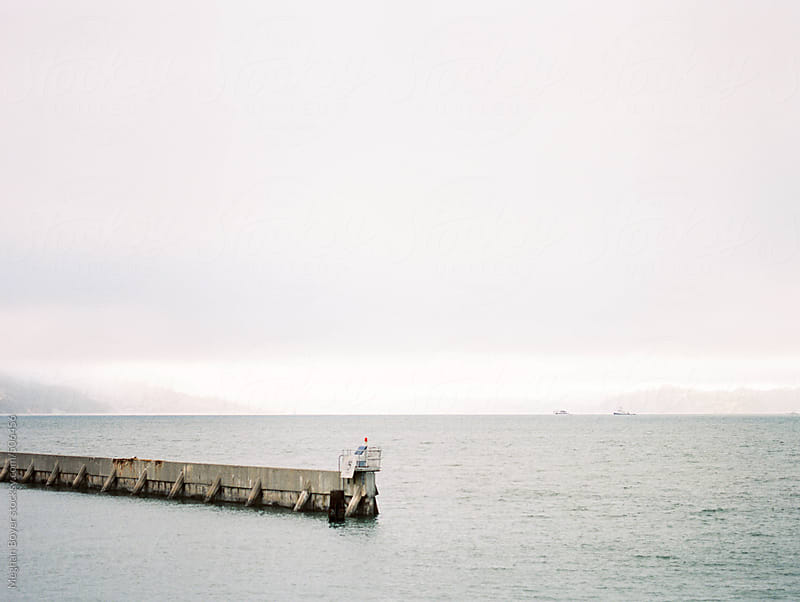 on the water in San Francisco by Meghan Boyer for Stocksy United