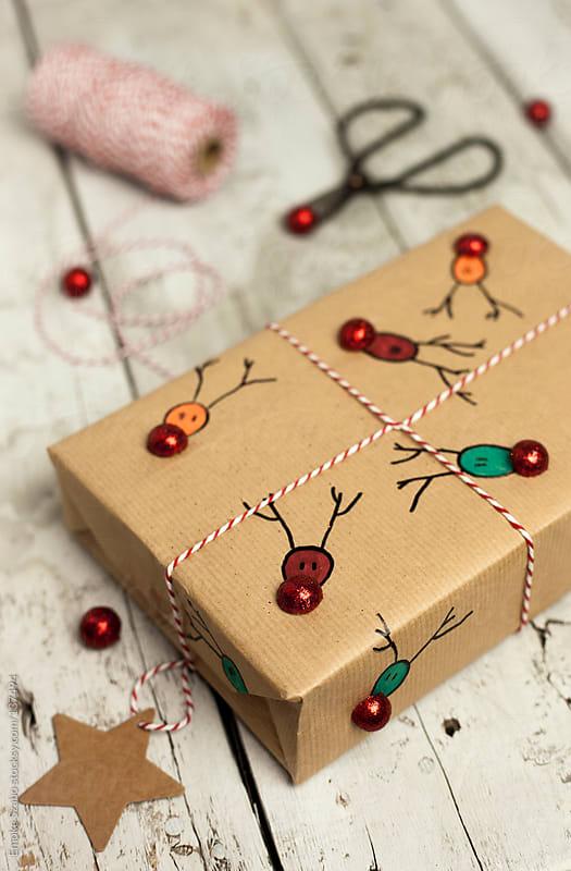 Christmas presents by Emoke Szabo for Stocksy United