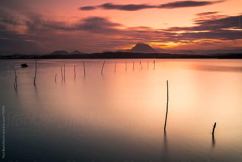 Fisherman Island - Ilha das Caieiras - Vitória, Brazil. by Yuri Barichivich for Stocksy United