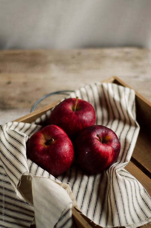 apples by Crissy Mitchell for Stocksy United