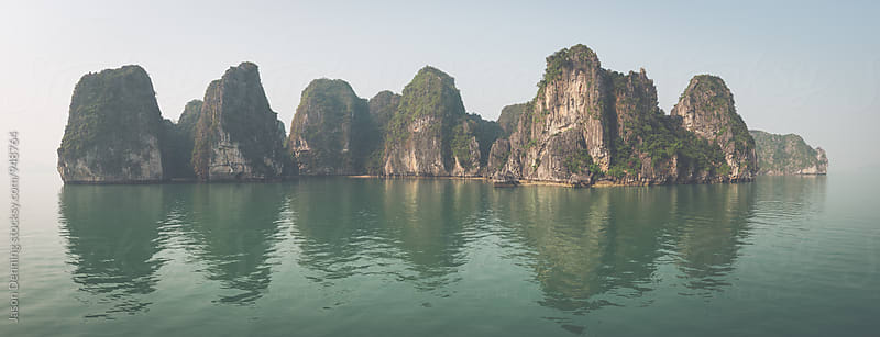 Ha Long Bay by Jason Denning for Stocksy United